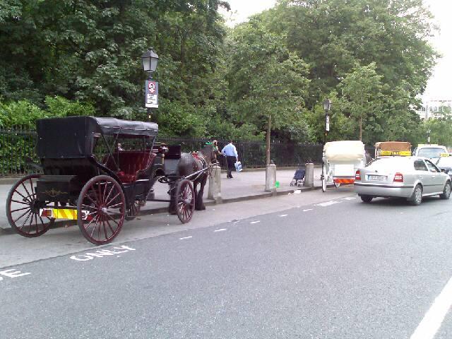 Dublin Cab Stand