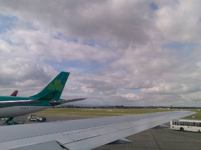 Wed 07/26/2006 10:34 @ Dublin Airport